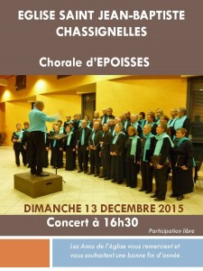 chorale epoisses 2015