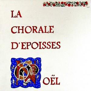 La chorale d'Epoisses chante Noël